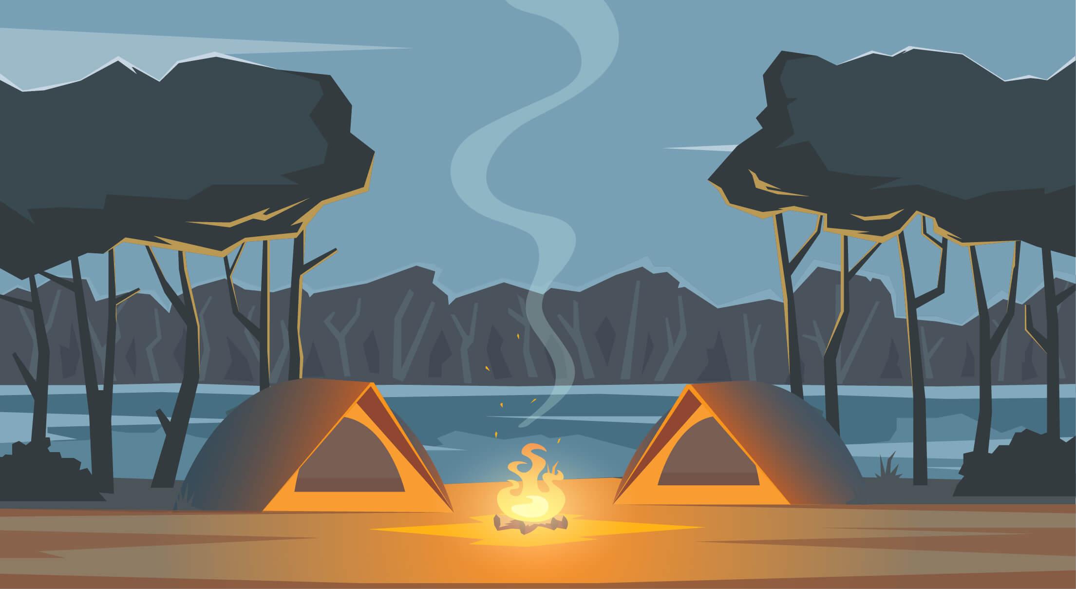 Camp-dvor